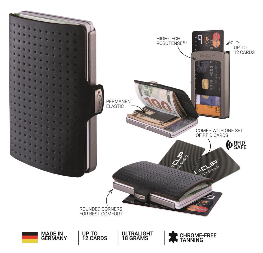 I-CLIP RFID Shield